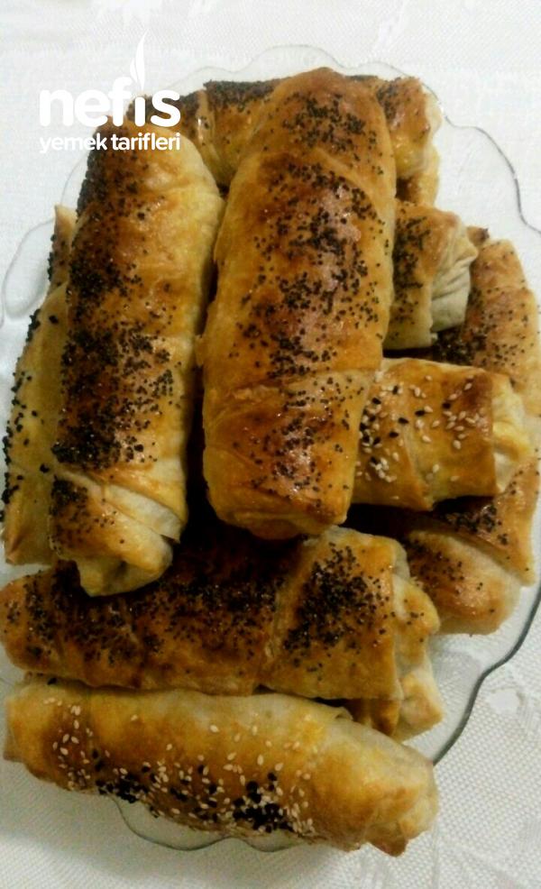Sodalı  kabaran Puf Börek