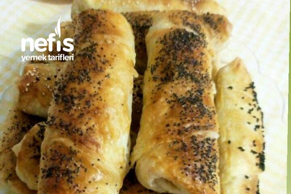Sodalı Kabaran Puf Börek Tarifi