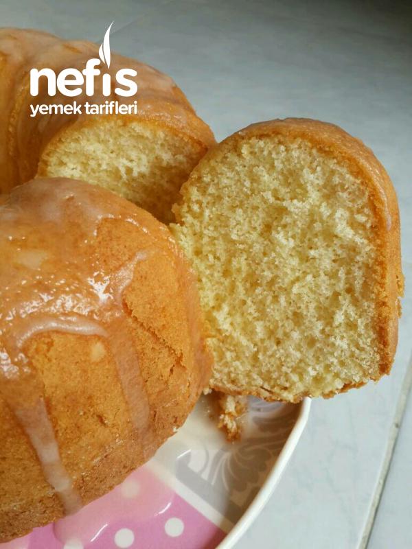 unsuz Yağsız sütsüz kek (böyle hafifliği hiç bir kekte bulamazsiniz)