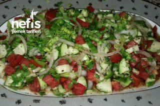 Kelek Salatası Tarifi