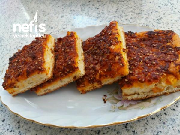 Biberli Ekmek (Dayanılmaz Lezzet)