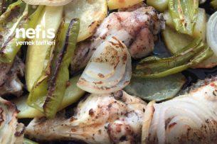 Fırında Tavuk (Mangal Tadında) Tarifi