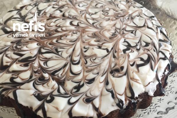 Kakaolu Kahveli Kek Tarifi