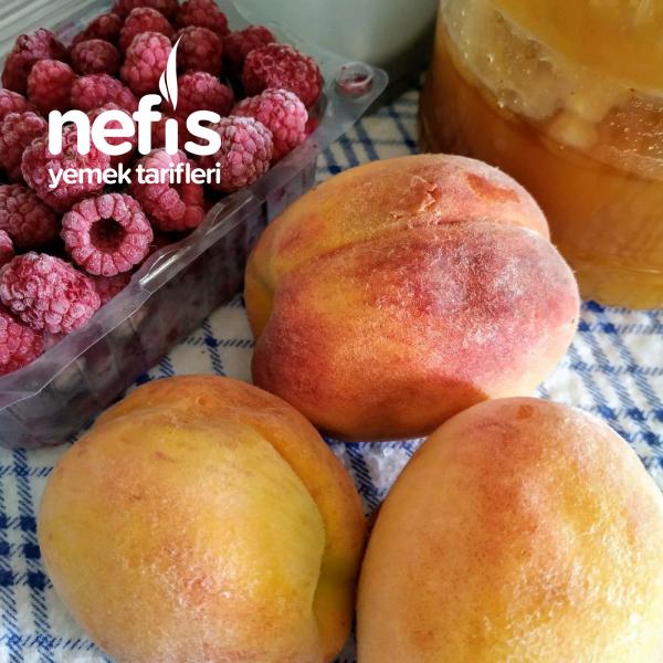 Doğal Meybuz (Meyve, Süt Ve Bal İle)