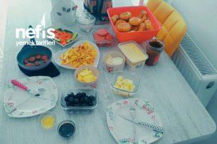 Eşimle Pazar Kahvaltısı Tarifi