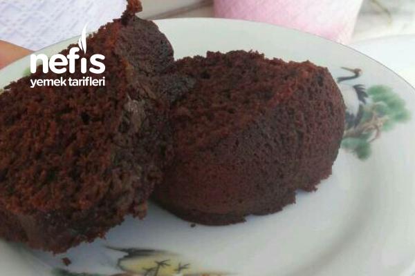 Kakaolu Yumuşacık Kek Tarifi