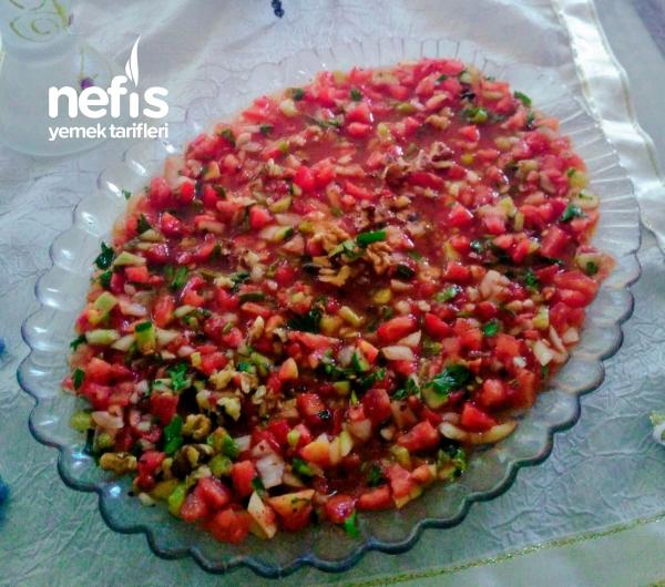 Kaşık Salata (gavurdag Salatası)