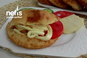 Sandviç Pişiler Kahvaltının Lezzeti Tarifi