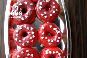 Bu Donut Bir Harika Tarifi