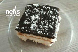 Çikolata Soslu Hafif Tatlı Tarifi
