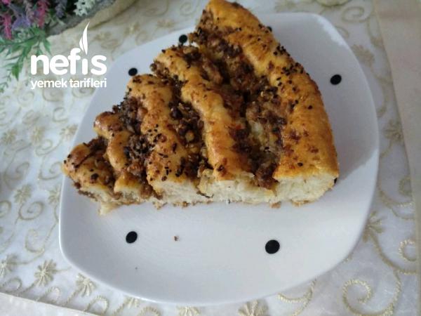 İçi Değişik, Dışı Değişik leziz Çörek( Bu Tarifi Mutlaka Kaydedin,başka Yerde Yok!)