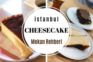 istanbul'da cheesecake nerede yenir