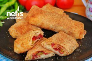 Kızartmasından Hiç Farkı Yok! Fırında Paçanga Böreği Tarifi