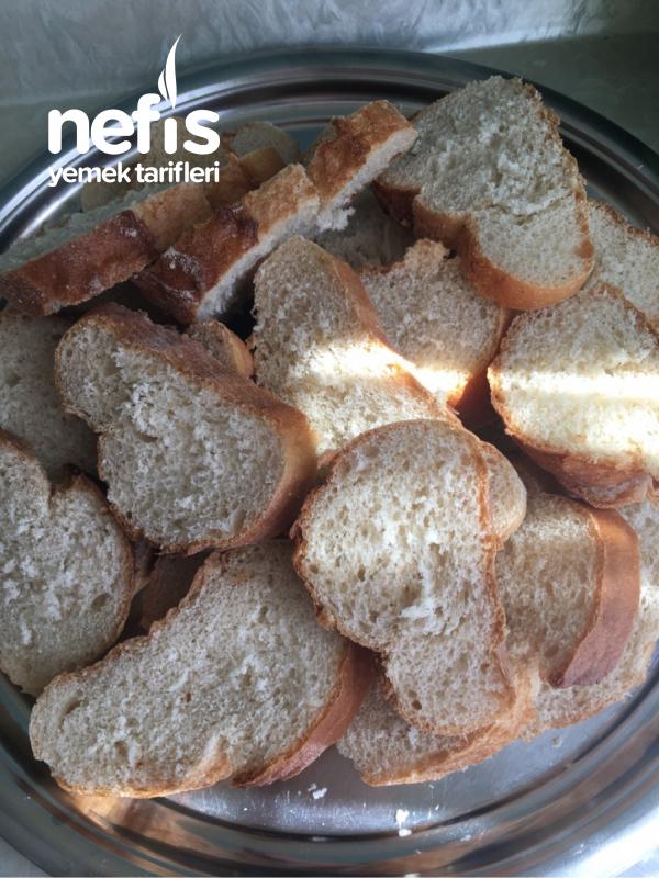 Sütlü Yumurtalı Ekmek