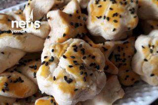 Tuzlu Pastane Kurabiyesi (Ağızda Dağılan) Tarifi