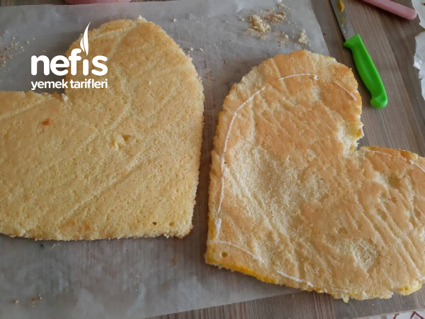 Aşk Dolu Pasta ♡