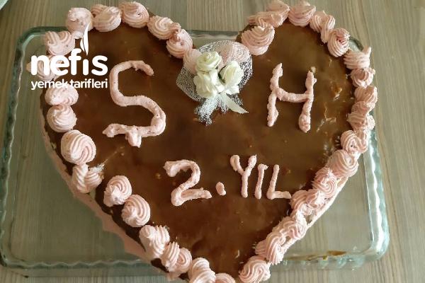 Aşk Dolu Pasta Tarifi
