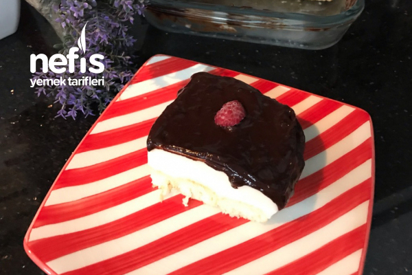 Çikolatalı Kedidili Pasta (Şipşak Pastam) Tarifi