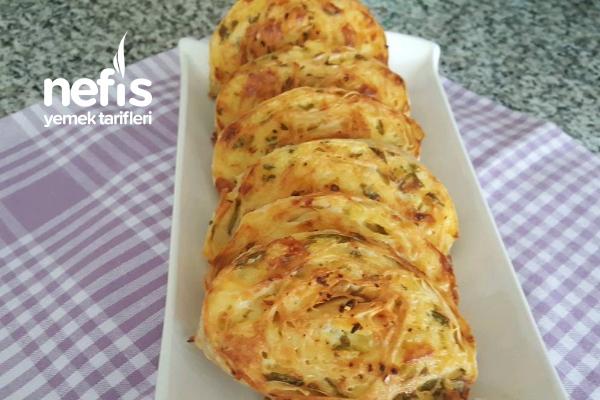 Dantel Böreği (Anne Tarifi Rulo Börek)