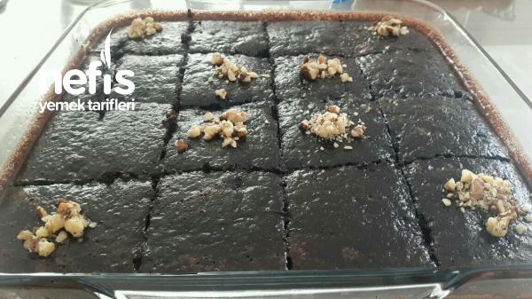 Kara Kız Keki (sosu Yumurtasız)