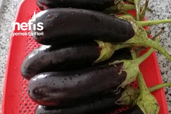 Kışlık Karnıyarık Patlıcanı
