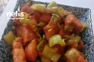 Mançurya Ekmeği ( Çin-Hint Mutfağı) Tarifi