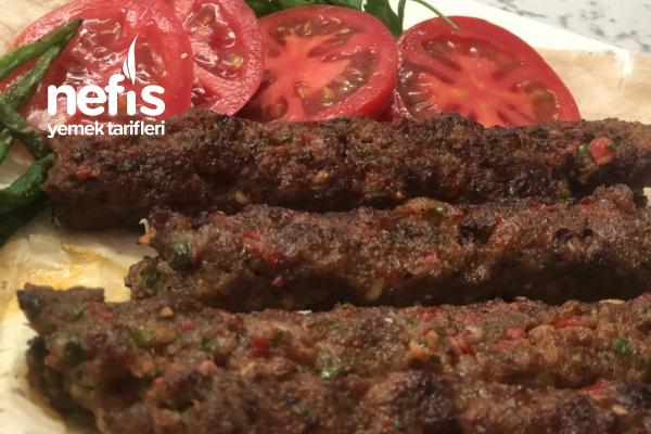 Zırhta Adana kebap Tarifi