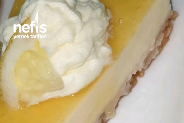 Hafif Bir Yaz Pastası Tarifi