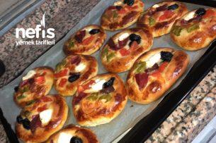 Pizza Poğaça Yumuşacık Pişmesi Garanti Tarifi