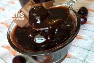 Çikolatalı Vişne Reçeli Tarifi