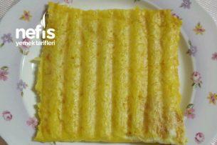 Patates Tostu (Bebekler İçin) Tarifi