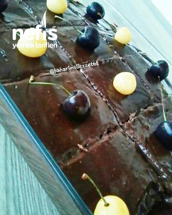 Çikolatalı Pudigli Kek bu İkiliye Bayılacaksınız