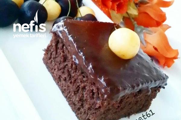 Çikolatalı Pudigli Kek (Bu İkiliye Bayılacaksınız) Tarifi