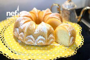 Limonlu Pamuk Kek (Kolay Ve Pratik) Tarifi