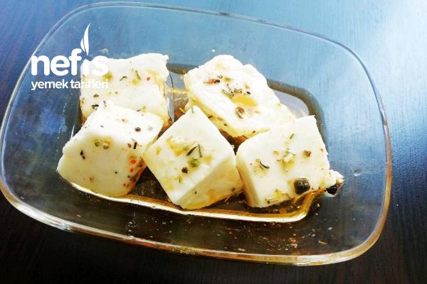 Marine Edilmiş Beyaz Peynir Tarifi