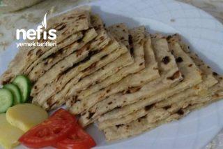 Patatesli , Bayat Ekmekten Bazlamalar( Çok Lezzetli) Tarifi