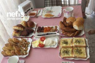 Güzel Pazar Kahvaltısı Tarifi