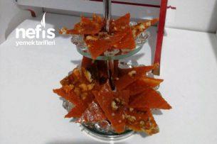 Kayısı Pestili (Doğal Ve Sağlıklı Lezzet) Tarifi