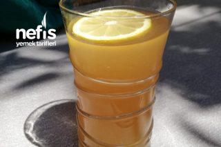 Metabolizma Hızlandıran Soğuk Çay Tarifi