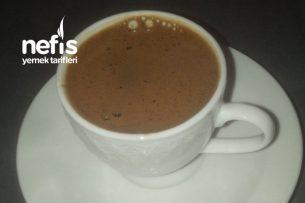 Turk Kahvesi (Makine) Tarifi
