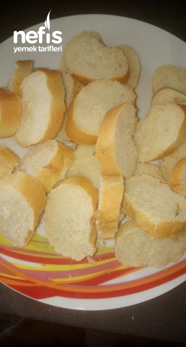 Yumurtali Ekmek (pain Perdu)