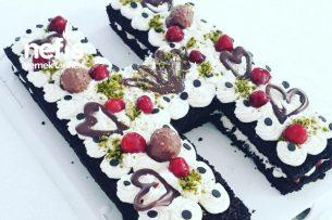Çikolatadan Pasta Süsü Yapalım Tarifi