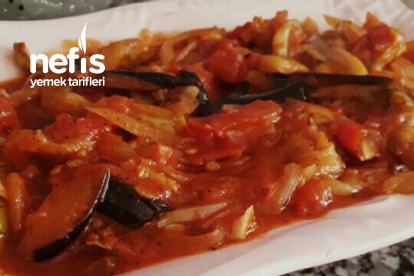 Kabak Patlıcan Tarifi