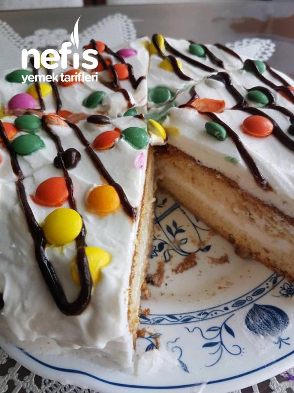 5 Dk.lık Yaş Pasta