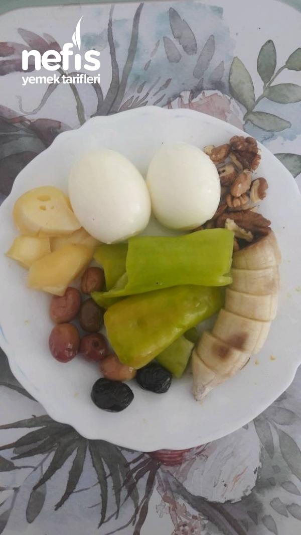 Doyurucu Diyet Kahvaltı Önerileri(5gün)