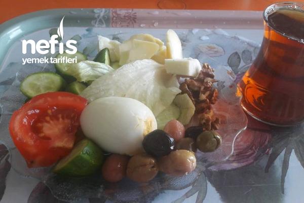 Doyurucu Diyet Kahvaltı Önerileri(5gün) Tarifi