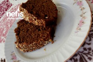 Kakaolu Portakallı Tarçınlı Kek Tarifi