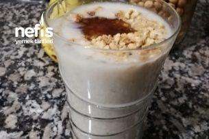 Kilo Almak İçin Milkshake Tarifi