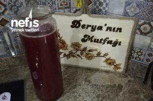 Meyve Suyu (Yaz Mevyeleriyle) Tarifi