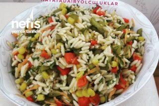 Muhteşem Ötesi Arpa Şehriye Salatası Tarifi